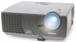 Toshiba TDP-S8